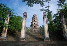 Chùa Thiên Mụ ngôi chùa linh thiêng bậc nhất xứ mộng mơ trữ tình